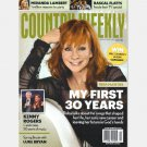 COUNTRY WEEKLY March 7 2011 REBA MCENTIRE Miranda Lambert Rascal Flatts LUKE BRYAN