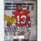 ESPN October 28 2002 MAURICE CLARETT Barry Bonds LaDainian Tomlinson Drew Brees