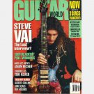 GUITAR WORLD April 1991 Steve Vai Jason Becker Tom Keifer Albert Collins Son Seals