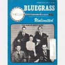 Bluegrass Unlimited Magazine-February 1975-George Carney-Blue Ridge Mountain Blues-Bailes brothers