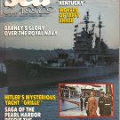 Sea Classics Magazine-December 1989-Ensign Pulver-USS Botanin-US Navy Cruiser Directory