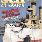 Sea Classics Magazine-January 1995-USS Ward-Jeremiah O'Brien-Scott Price-Olympia