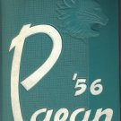 1956 Paean Yearbook - Battle Creek High School, Battle Creek Michigan