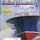 Chesapeake Bay Magazine-April 2002-Gilda Hinman-Jacob Whiting-Muncaster School-Chris Opie Larson