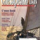 Chesapeake Bay Magazine-August 2001-Lady Patty-Tilgman MD-Levin J Marvel-John Ferguson