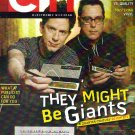 Electronic Musician Magazine, March 2008 (Vol. 24, Issue 3) John Linnell-John Flansburg