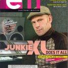 Electronic Musician Magazine, April 2008 Interview-Brooke Wentz-Tom Holkenborg-Junkie XL