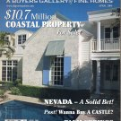 duPont Registry A Buyers Gallery of Fine Homes Magazine-April 2004-Nariah-John Cannon Home-Sarasota