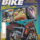 Custom Bike Magazine-March 1981- Red Landis-Project Kazoo-Bonnie Truett-Sportster XLS