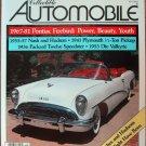 Collectible Automobile-October 1989-1967-1981 Pontiac Firebird, 55-57 Nash Hudson