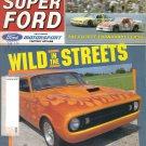 Super Ford Magazine-September 1987-David Elledge-1961 Falcon Ranchero-Boss 302 Mustang