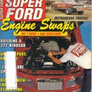 Super Ford Magazine-September 1988-Richard Ambercrombie-Doug Walter-1970 Mercury Cyclone Spoiler