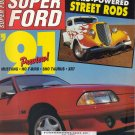 Super Ford Magazine-October 1990-Bill Sellers-1930 Roadster Pickup-Bob Savoie-1931 Victoria