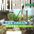 METROPOLIS April 2012 Konstantin Grcic Puli Shanghai THE CONNAUGHT Singita Game Reserves Lodge