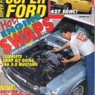 Super Ford Magazine-December 1992-Armand Grassi-1931 Ford-Roger Charbonneau-1964 Falcon