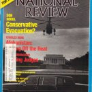 NATIONAL REVIEW May 27 1988 Don Hodel CONSERVATIVE EDUCATION Charles Bork Afghanistan Oscar Arias