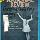 NATIONAL REVIEW May 13 1988 Creeping Child Care Creepy Reagan & Thatcher Balance Sheet