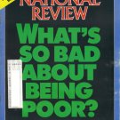 NATIONAL REVIEW October 28 1988 Arresting Gays Abortion Trap Charles Murray POOR