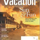 RCI Endless Vacation Magazine-September October 2002-Saint Martin-Arizona Hopi Reservation