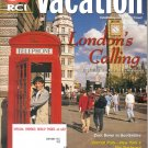 RCI Endless Vacation Magazine-July August 2000-Scottsdale AZ-Central Park New York-Machu Picchu