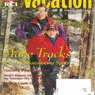 RCI Endless Vacation Magazine-January February 2000-Snowshoeing vacations-Cornwall UK