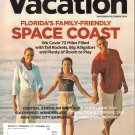 RCI Endless Vacation Magazine November December-Florida Space Coast-Richmond VA Art Community