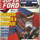 Super Ford Magazine March 1991-Norman Gray-1987 Mustang-Mike Dodge-Paxton 1967 Shelby GT-350