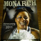 OLD DOMINION UNIVERSITY MAGAZINE MONARCH Fall 2011 TEAL BACHELOR Adriane Brown Stewart Ferebee
