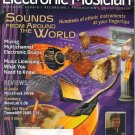 Electronic Musician Magazine-September 2006-Engineer John Paterno-Ethnic Instruments-Beth Thornely
