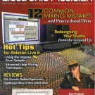 Electronic Musician Magazine-July 2007-Bill Bottrell-Ableton Live 6-WhiteRoom-Alex Dray-Eddy Silva