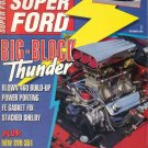 Super Ford Magazine October 1991-Petty Blue Ford-Alex Beam-Petty Talladega-Twister Torino