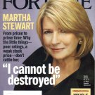 FORTUNE November 14 2005 MARTHA STEWART Steve Case AOL 50 most powerful women PATRICK BYRNE