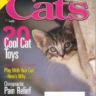 CATS November 1999 Chiropractic pain Relief FIP Cornish Rex