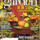 BETTER HOMES GARDENS Garden Ideas & Outdoor Living FALL 2005 Special Interest Magazine