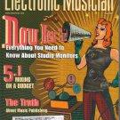 Electronic Musician Magazine-June 2001-Korg Triton Synthesizers-Akai DPS16-BitHeadz Phrazer