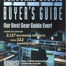 Supplement to Electronic Musician Magazine Personal Studio 2002 Buyer's Guide-Michael Molenda