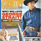COUNTRY WEEKLY January 30 2006 GEORGE STRAIT Carrie Underwood JOE NICHOLS SUSAN HAYNES