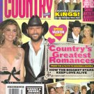 COUNTRY WEEKLY February 13 2006 BRICE LONG Country Greatest Romances