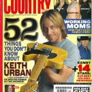 COUNTRY WEEKLY December 5 2005 52 things you don't know KEITH URBAN Danielle Peck SARA EVANS