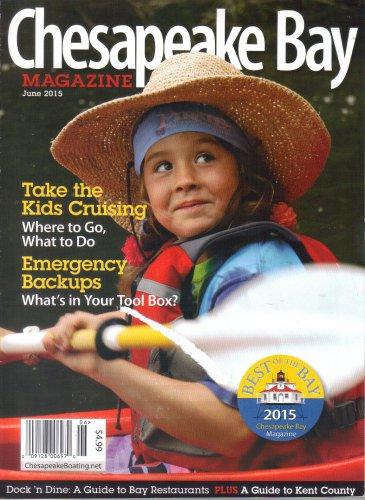 Chesapeake Bay Magazine-June 2015-J W Corse-Artist Rustin Cohle-Andy Teeling