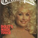 COUNTRY MUSIC July August 1987 No 126 DOLLY PARTON New Grass Revival John Schneider THE WHITES