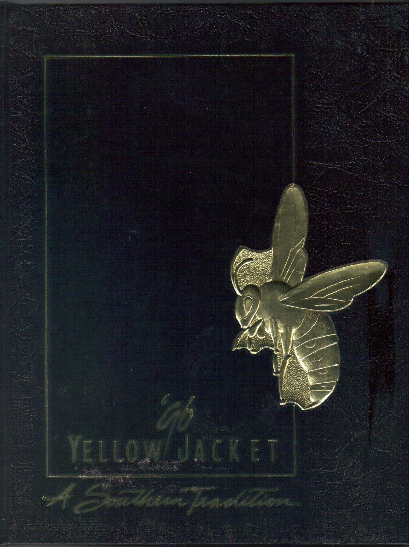 1996 Yellow Jacket, Randolph Macon College Yearbook, Ashland VA