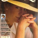 COUNTRY MUSIC November December 1990 REBA MCINTYRE Clint Black Poster SAWYER BROWN Headhunters