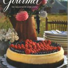 GOURMET July 1993 Magazine A Berry Primer Norfolk CT Red White Blue Cheesecake Summer Swiss Alps