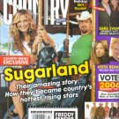 COUNTRY WEEKLY November 20 2006 Garth Brooks Heartland Sugarland Sara Evans Divorce