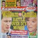 NATIONAL EXAMINER December 5 2005 Prince William Camilla Bill OReilly Burt Reynolds Martha