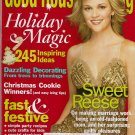 Good Housekeeping December 2005 Magazine Volume 241 No 6 REESE WITHERSPOON cover
