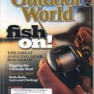 BASS PRO SHOPS OUTDOOR WORLD Magazine LOT 6 issues from 2003