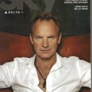 DELTA SKY November 2010 Magazine STING Deepak Chopra Russell Simmons Danny Boyle 127 Hours