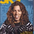 DELTA SKY December 2010 Magazine SHAUN WHITE Tel Aviv Olivia Wilde Chipotle CEO Steve Ellis
